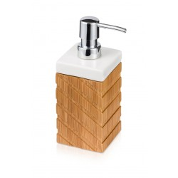 Dozownik Move Ceramic&Wood