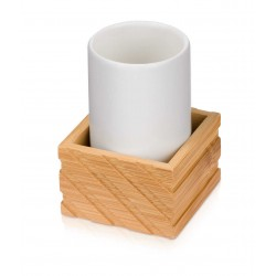 Kubek Move Ceramic&Wood