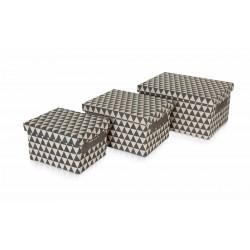 Zestaw pudełek Move Canvas x3