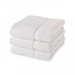 Ręcznik kąpielowy Adagio White 70x130