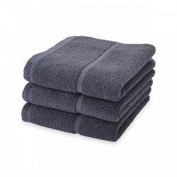 Ręcznik do rąk Adagio Grey 30x50 Aquanova
