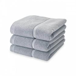 Ręcznik do rąk Adagio Silver 30x50 Aquanova