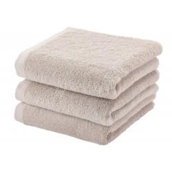 Ręcznik Aquanova London Sand 100x150