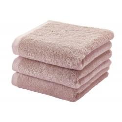 Ręcznik Aquanova London Dusty Pink 100x150