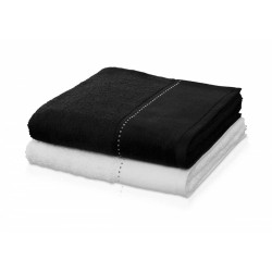 Ręcznik Move Crystal Row Black 50x100