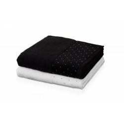Ręcznik Move Crystal Black 30x50