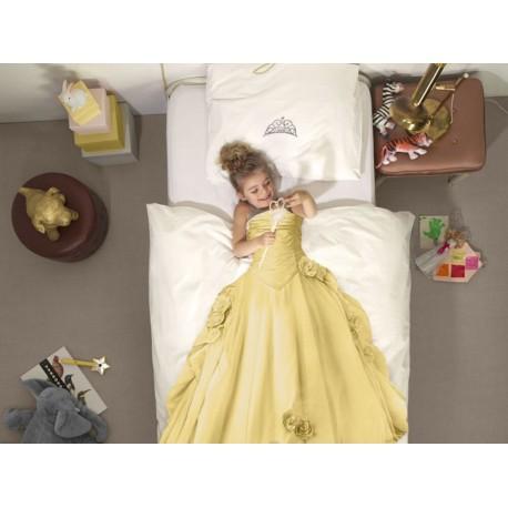 Pościel Snurk Princess Yellow 140x200