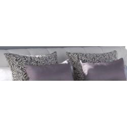 Poduszka JVR Tejidos Velvet Malva 50x60