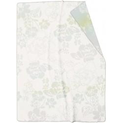 Koc bawełniany Biederlack Flower Bed 150x200