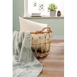 Koc bawełniany Biederlack Jade 145x180