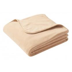 Koc Biederlack Pure Soft Camel 150x200