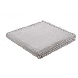 Koc Biederlack Soft & Cover Silber 150x200