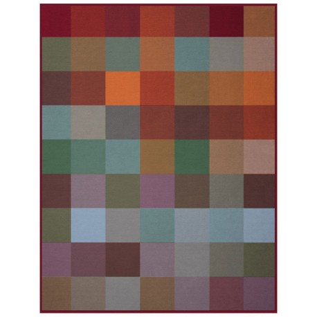 Pled bawełniany Biederlack Colour-Woven 150x200