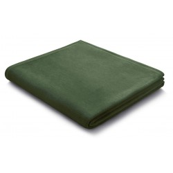 Pled bawełniany Biederlack Pure Cotton Alge 150x200