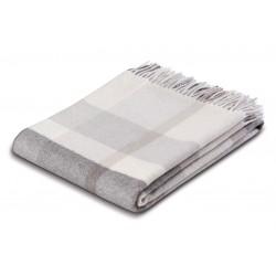 Pled wełniany Biederlack Check Wool 130x170