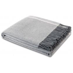 Pled wełniany Biederlack Herringbone Wool 130x170