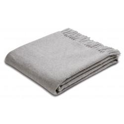 Pled wełniany Biederlack Silver Wool 130x170