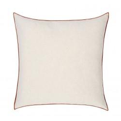 Poduszka bawełniana Biederlack Cushion Red 50x50