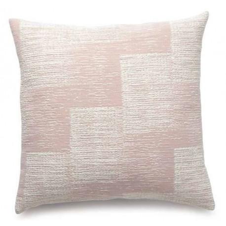 Poduszka bawełniana Biederlack Rose Cushion Rosé 50x50