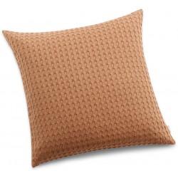 Poduszka Biederlack Pillow Ochre 50x50