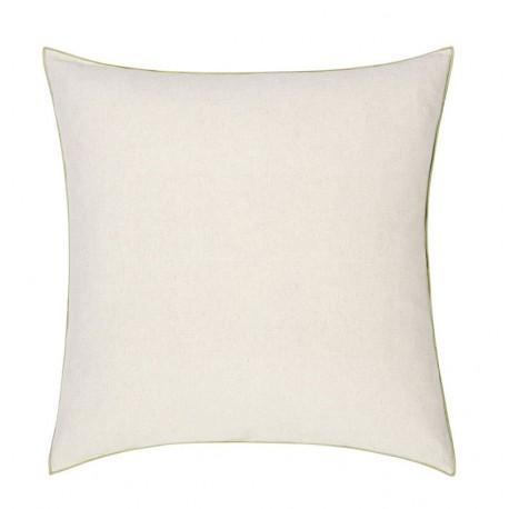 Poszewka bawełniana Biederlack Cushion Lime 50x50