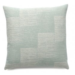 Poszewka bawełniana Biederlack Rose Cushion Bleu 50x50