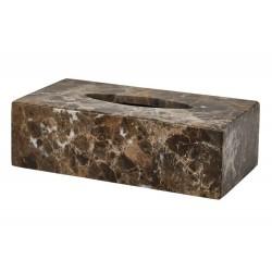Pudełko na chusteczki Aquanova Hammam Brown