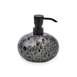 Dozownik do mydła Aquanova Ugo Black Olive