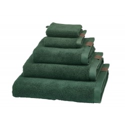 Ręcznik Aquanova Oslo Organic Ivy Green 100x150