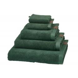 Ręcznik Aquanova Oslo Organic Ivy Green 55x100