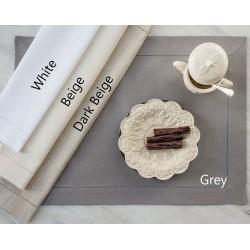 Obrus Bovi Emy Grey 170x400