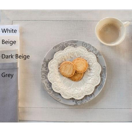 Podkładka na stół Bovi Emy White 35x50