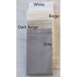 Serwetki Bovi Emy Ajour White 4 szt. 40x40