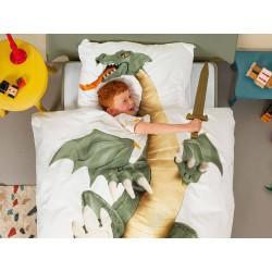Pościel Snurk Dragon 140x200
