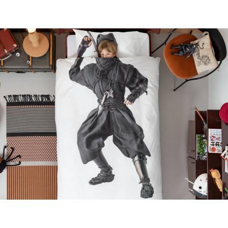 Pościel Snurk Ninja 140x200