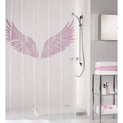 Zasłona prysznicowa Wings 180x200 Kleine Wolke