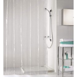 Zasłona prysznicowa Claro 180x200 Kleine Wolke