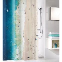 Zasłona prysznicowa Waikiki 180x200 Kleine Wolke