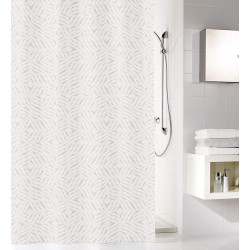 Zasłona prysznicowa Style 180x200 Kleine Wolke