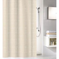 Zasłona prysznicowa Linen 180x200 Kleine Wolke