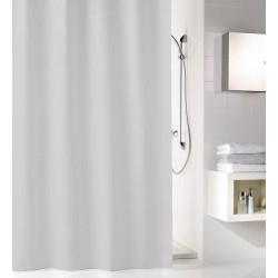 Zasłona prysznicowa Kito Grey Light 180x200 Kleine Wolke