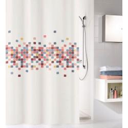 Zasłona prysznicowa Cora 180x200 Kleine Wolke