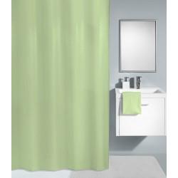 Zasłona prysznicowa Kito Green 180x200 Kleine Wolke