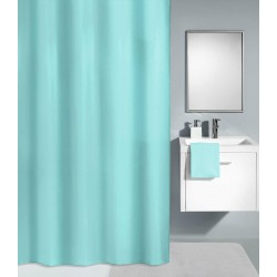 Zasłona prysznicowa Kito Blue 180x200 Kleine Wolke