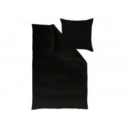 Pościel Curt Bauer Uni Black 155x200