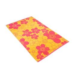Ręcznik plażowy Vossen Flower Mood Pink