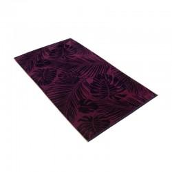 Ręcznik plażowy Vossen Tropical Dark Purple