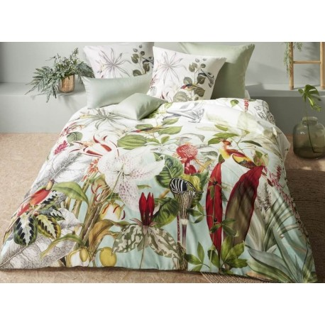 Pościel Fleuresse Bed Art Hibiscus