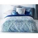 Pościel Fleuresse Bed Art Exotic Blue