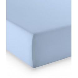 Prześcieradło Fleuresse Comfort Blue